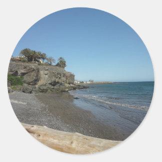 Gran Canaria Classic Round Sticker