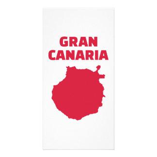 Gran Canaria Picture Card