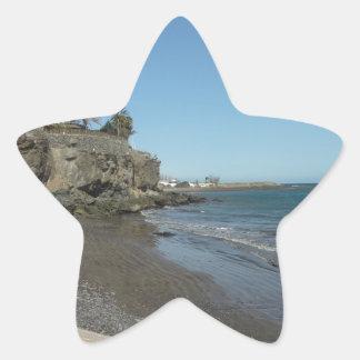 Gran Canaria Star Sticker