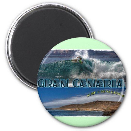 Gran Canaria Surf Challenge Magnet