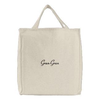 Gran-Gran's Embroidered Bag
