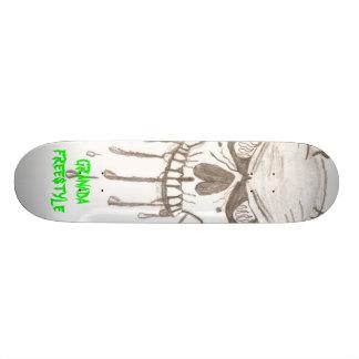 granada freestyle skate decks