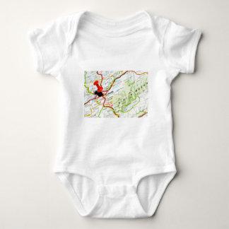 Granada, Spain Baby Bodysuit
