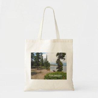 Granby Lake in Colorado Tote Bag