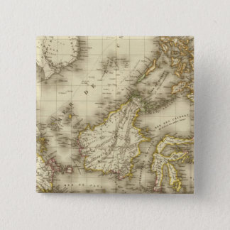 Grand Asian Archipelago 15 Cm Square Badge