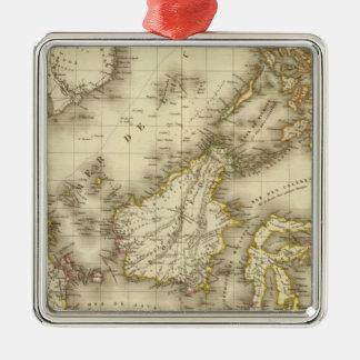 Grand Asian Archipelago Christmas Ornament