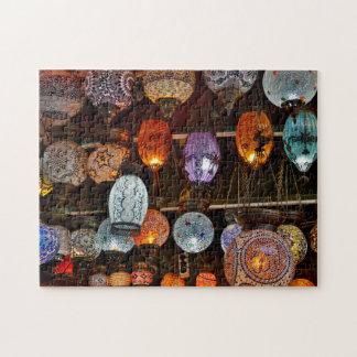 Grand Bazar In Istanbul, Turkey Jigsaw Puzzle