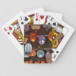 Grand Bazar In Istanbul, Turkey Playing Cards