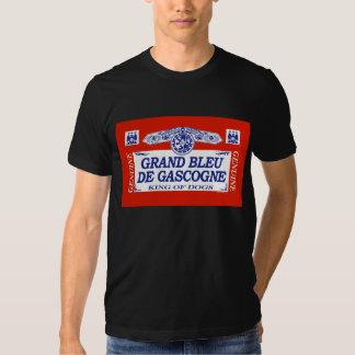 Grand Bleu De Gascogne Tshirts