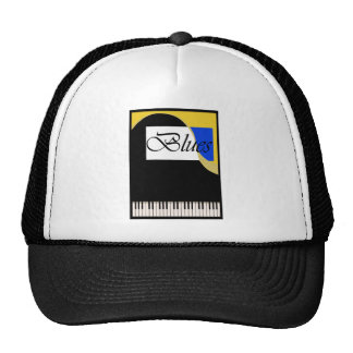 Grand Blues Piano Cap