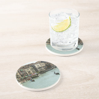 Grand Canal Beverage Coaster