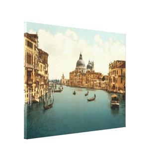 Grand Canal I, Venice, Italy Canvas Print