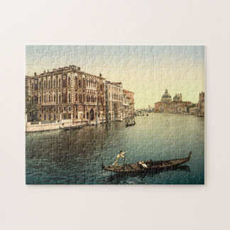 Grand Canal II, Venice, Italy Jigsaw Puzzle
