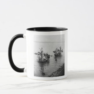 Grand Canal in Soo-chow China Mug