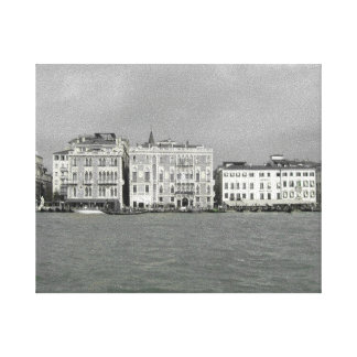 Grand Canal in Venice Italy Canvas Print