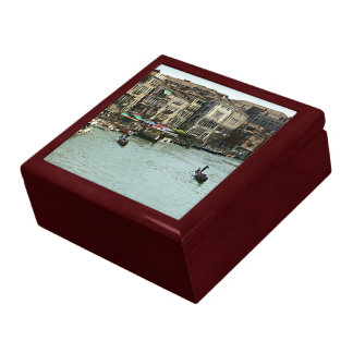 Grand Canal Large Square Gift Box
