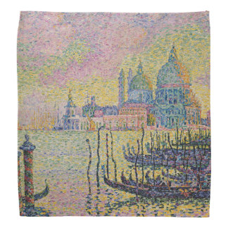 Grand Canal, Venice by Paul Signac Bandana