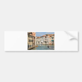 Grand Canal, Venice, Italy Bumper Sticker
