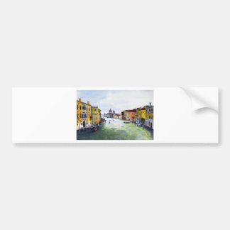 Grand Canal Venice Italy Bumper Stickers