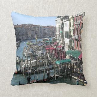 Grand Canal Venice Italy Cushion