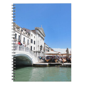 Grand Canal, Venice, Italy Notebooks