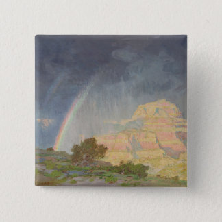 Grand Canyon 15 Cm Square Badge