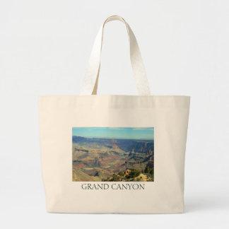 Grand Canyon 1 Large Tote Bag