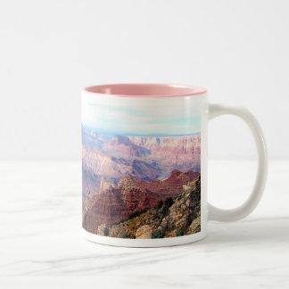 'Grand Canyon 1' Two-Tone Coffee Mug