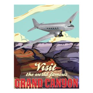 Grand Canyon 21.5 Cm X 28 Cm Flyer