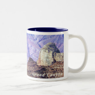 'Grand Canyon 5' Two-Tone Coffee Mug