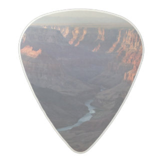 Grand Canyon and Colorado River in Arizona Acetal Guitar Pick