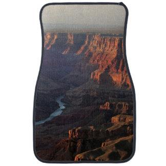 Grand Canyon and Colorado River in Arizona Car Mat