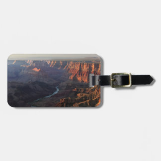 Grand Canyon and Colorado River in Arizona Luggage Tag