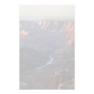 Grand Canyon and Colorado River in Arizona Stationery