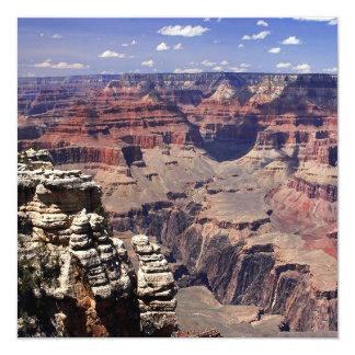 Grand Canyon, Arizona 13 Cm X 13 Cm Square Invitation Card