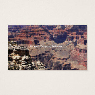 Grand Canyon, Arizona Business Card