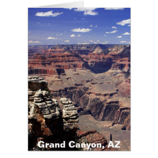 Grand Canyon, Arizona Card