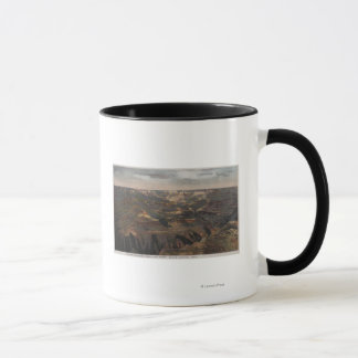 Grand Canyon, Arizona - Cloud Shadows from Hopi Mug