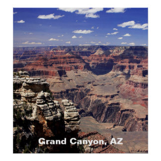 Grand Canyon, Arizona Poster
