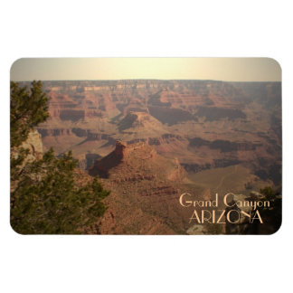 Grand Canyon Arizona scenic rectangle magnet