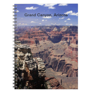 Grand Canyon, Arizona Spiral Note Books