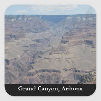 Grand Canyon, Arizona Square Sticker