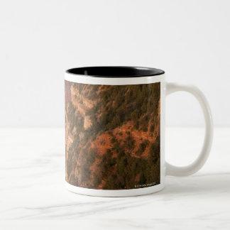 Grand Canyon, Arizona Two-Tone Coffee Mug