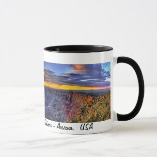 Grand Canyon - Arizona, USA Panorama Mug