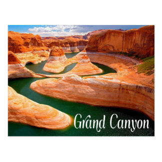 Grand Canyon, Arizona, USA  Postcard