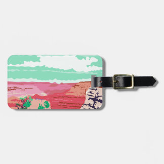 Grand Canyon Arizona WPA Luggage Tag