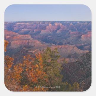 Grand Canyon at sunrise, Arizona Square Sticker