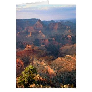 Grand Canyon at Sunset Greeting Card