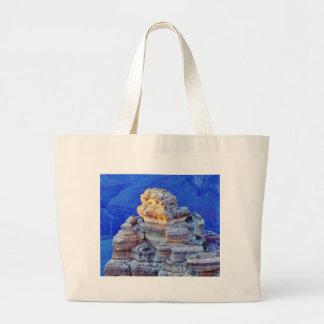 Grand Canyon At Sunset Jumbo Tote Bag