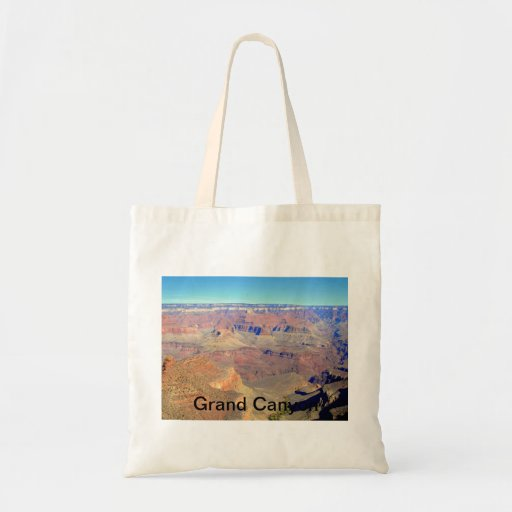Grand Canyon, Canvas Bags